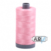 Aurifil 28 Cotton Thread - 2425 (Pink)
